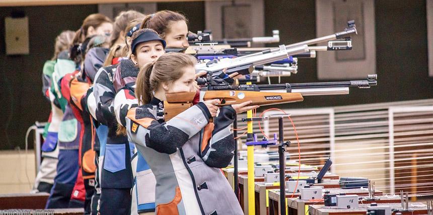 Пулевая стрельба для детей