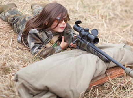 Спортивная стрельба для детей