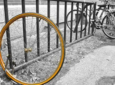 Как защитить велосипед от угона