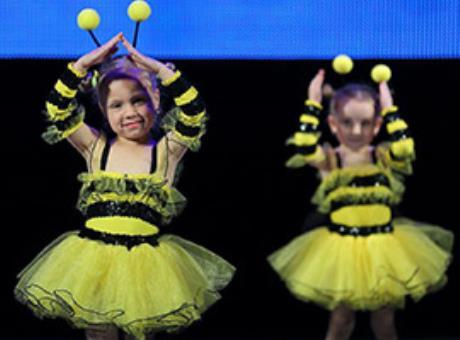 Детские школы танцев