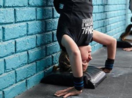 Фитнес для детей и подростков