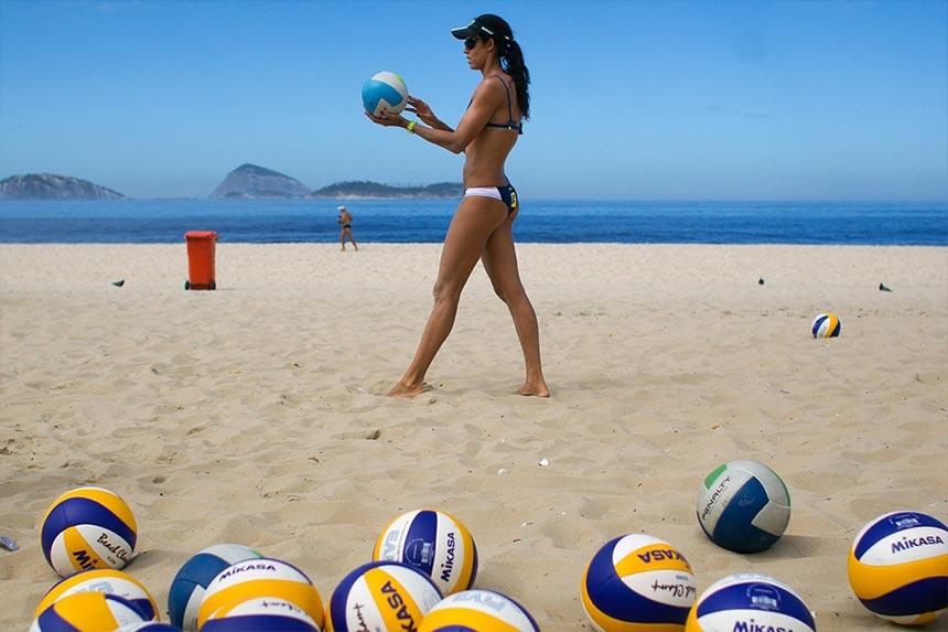 Пляжный воллейбол
