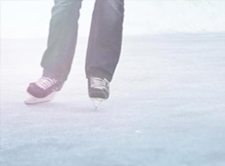 Как быстро научиться кататься на коньках?