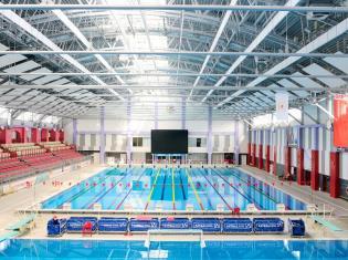 Учебно-тренировочный бассейн (50м)