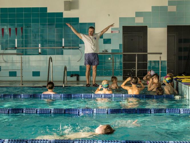 Физкультурно-оздоровительный бассейн (25м)