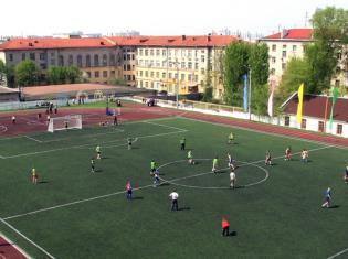 Стадион БГУИР