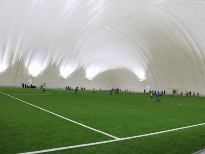 Футбольный манеж