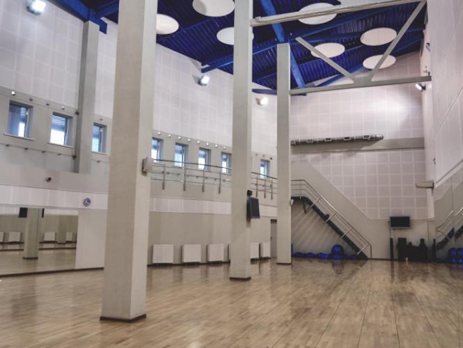 Фитнес-зал №1