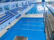 Прыжковый бассейн