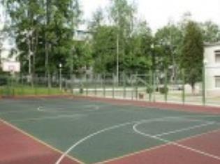 Открытая  площадка для мини-футбола