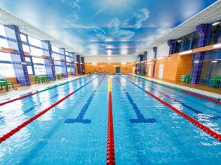Бассейн для обучения плаванию