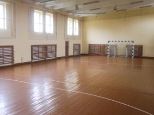 Теннисный зал