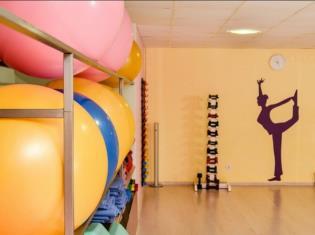 Фитнес-зал