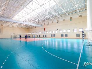 Зал для игровых видов спорта