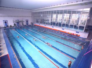 Бассейн в Олимпе, 160 метров