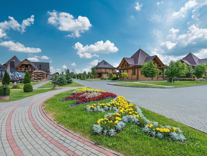 """Гостинично-ресторанный комплекс """"Сябры"""""""