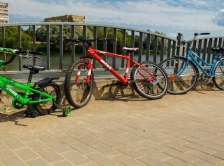 """Велосипеды """"Солнечной Долины"""""""