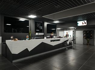 Рецепшн и мини-бар