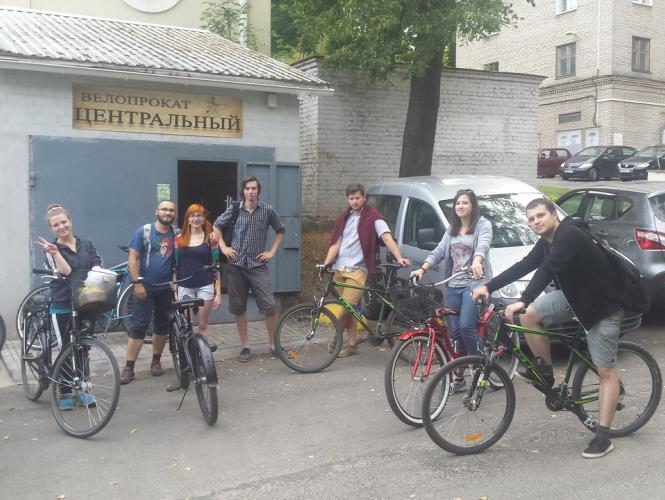 """Велопрокат """"Центральный"""""""