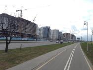 Велодорожка в Веснянке