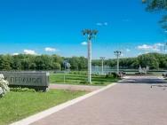Велотрек в парке Победы