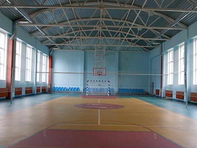 Универсальный спортивный зал