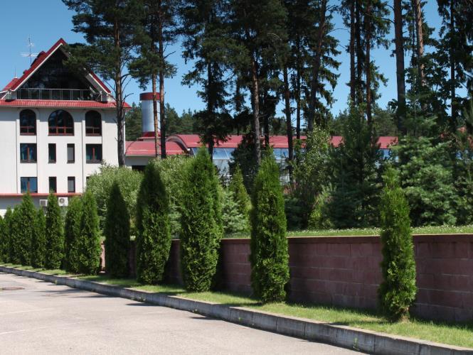 Расположение гостиничного комплекса