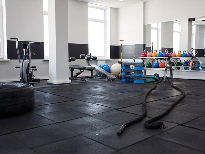 Зал фитнеса